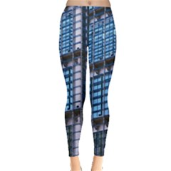 Modern Business Architecture Leggings