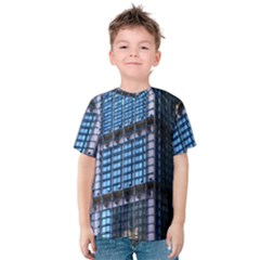 Modern Business Architecture Kids  Cotton Tee