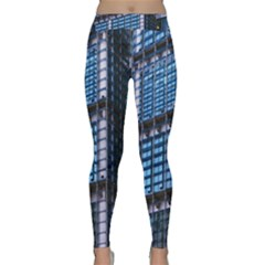 Modern Business Architecture Classic Yoga Leggings