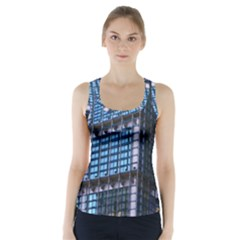 Modern Business Architecture Racer Back Sports Top