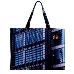 Modern Business Architecture Medium Tote Bag