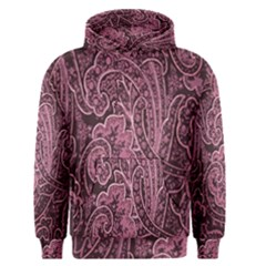 Abstract Purple Background Natural Motive Men s Pullover Hoodie