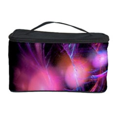 Fractal Image Of Pink Balls Whooshing Into The Distance Cosmetic Storage Case