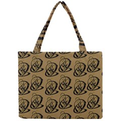 Art Abstract Artistic Seamless Background Mini Tote Bag