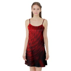 A Large Background With A Burst Design And Lots Of Details Satin Night Slip