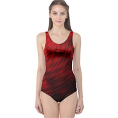 A Large Background With A Burst Design And Lots Of Details One Piece Swimsuit
