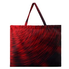 A Large Background With A Burst Design And Lots Of Details Zipper Large Tote Bag