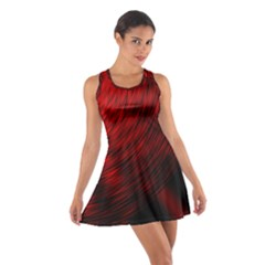A Large Background With A Burst Design And Lots Of Details Cotton Racerback Dress