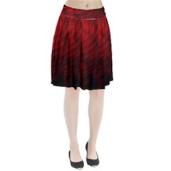 A Large Background With A Burst Design And Lots Of Details Pleated Skirt
