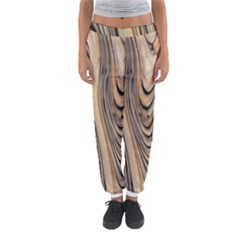 Abstract Background Design Women s Jogger Sweatpants