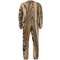 Abstract Background Design Onepiece Jumpsuit (men)