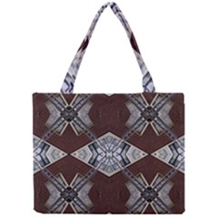 Ladder Against Wall Abstract Alternative Version Mini Tote Bag