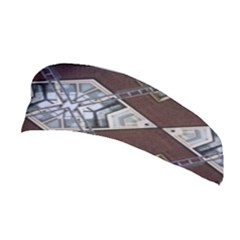 Ladder Against Wall Abstract Alternative Version Stretchable Headband