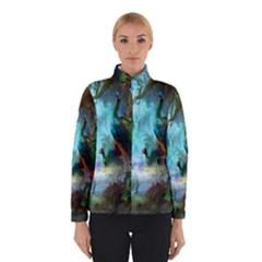 Beautiful Peacock Colorful Winterwear