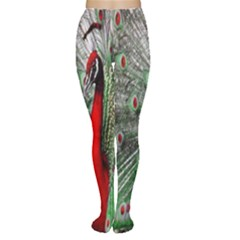 Red Peacock Women s Tights