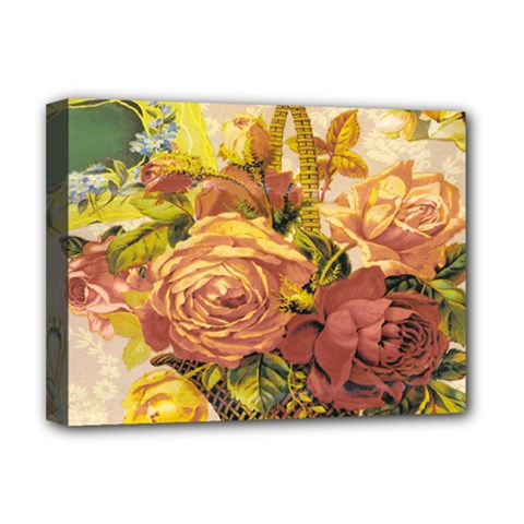 Victorian Background Deluxe Canvas 16  x 12