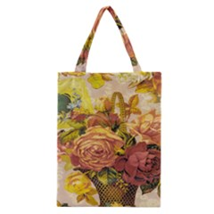 Victorian Background Classic Tote Bag