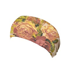 Victorian Background Yoga Headband