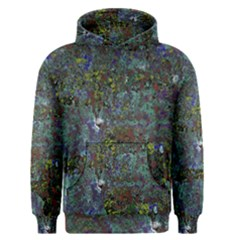 Stone Paints Texture Pattern Men s Pullover Hoodie