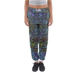 Stone Paints Texture Pattern Women s Jogger Sweatpants