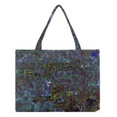 Stone Paints Texture Pattern Medium Tote Bag