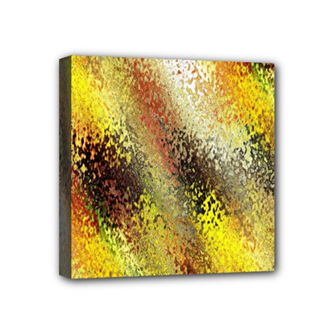 Multi Colored Seamless Abstract Background Mini Canvas 4  X 4