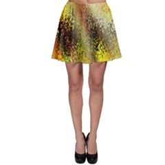 Multi Colored Seamless Abstract Background Skater Skirt