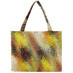 Multi Colored Seamless Abstract Background Mini Tote Bag