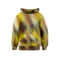 Multi Colored Seamless Abstract Background Kids  Zipper Hoodie