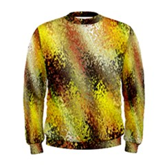 Multi Colored Seamless Abstract Background Men s Sweatshirt
