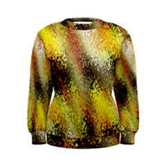 Multi Colored Seamless Abstract Background Women s Sweatshirt