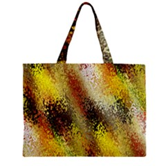 Multi Colored Seamless Abstract Background Zipper Mini Tote Bag
