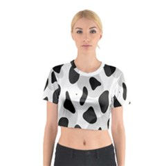 Abstract Venture Cotton Crop Top