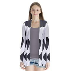 Abstract Venture Cardigans