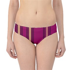 Stripes Background Wallpaper In Purple Maroon And Gold Hipster Bikini Bottoms