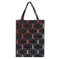 Cadenas Chinas Abstract Design Pattern Classic Tote Bag
