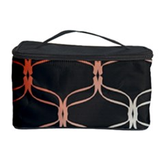 Cadenas Chinas Abstract Design Pattern Cosmetic Storage Case