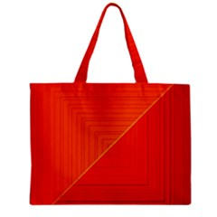 Abstract Clutter Baffled Field Mini Tote Bag