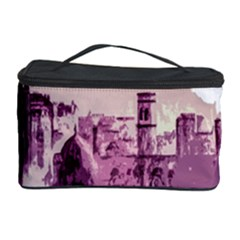 Abstract Painting Edinburgh Capital Of Scotland Cosmetic Storage Case