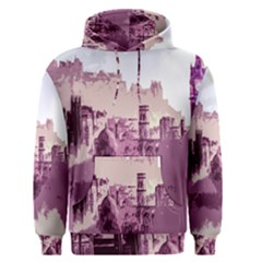 Abstract Painting Edinburgh Capital Of Scotland Men s Pullover Hoodie