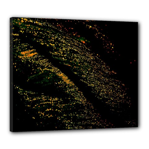 Abstract Background Canvas 24  X 20