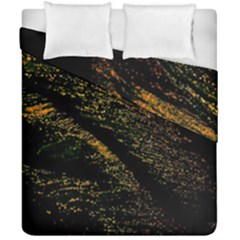 Abstract Background Duvet Cover Double Side (california King Size)