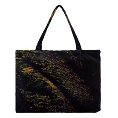 Abstract Background Medium Tote Bag