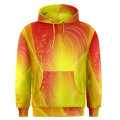 Realm Of Dreams Light Effect Abstract Background Men s Pullover Hoodie