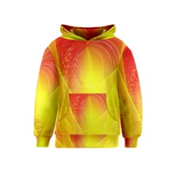 Realm Of Dreams Light Effect Abstract Background Kids  Pullover Hoodie