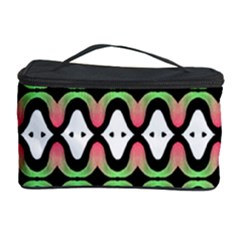 Abstract Pinocchio Journey Nose Booger Pattern Cosmetic Storage Case