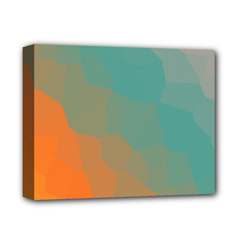 Abstract Elegant Background Pattern Deluxe Canvas 14  X 11