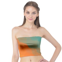 Abstract Elegant Background Pattern Tube Top