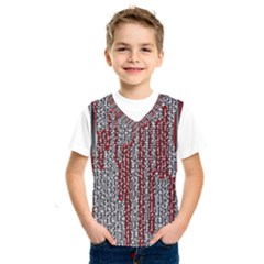 Abstract Geometry Machinery Wire Kids  Sportswear