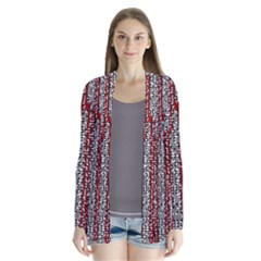 Abstract Geometry Machinery Wire Cardigans
